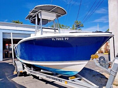 2012 NauticStar 20XS Offshore Center Console Boat W/ Yamaha 150HP 4 Stroke Motor for sale  Bonita Springs