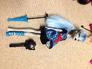 Monster high Ghoulia Hellps