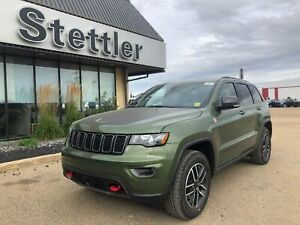 2020 Jeep Grand Cherokee Trailhawk! LUXURY GROUP! PROTECH GROUP!