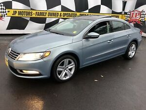 2013 Volkswagen CC Sportline, Leather, Sunroof, Back Up Camera