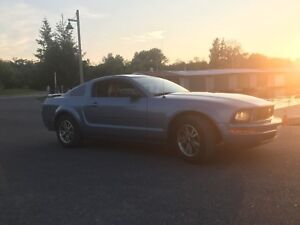 2005 Ford Mustang 4L v6