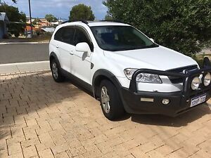 2010 Holden Captiva CX 2.0L Diesel 7 seater *CHEAPEST IN WA* Mullaloo Joondalup Area Preview