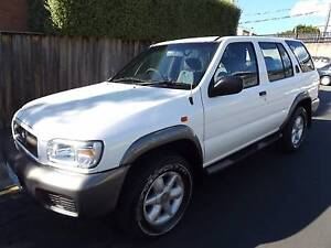 01 Nissan Pathfinder 4X4 Wagon North Hobart Hobart City Preview