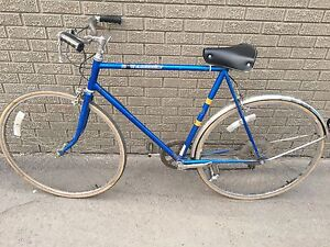 Vintage CCM Town & Country Road Bike