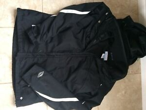 Youth boys Columbia jacket coat 18-20 XL 3 in 1