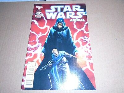 STAR WARS ANNUAL #1 Marvel Comics 2016 NM