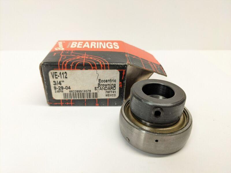 "BROWNING VE-112 3/4"" Ball Insert Bearing-New"