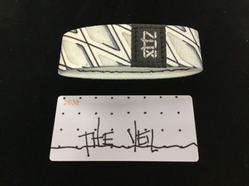 ZOX The Veil Silver Series Wristband Factory Sealed