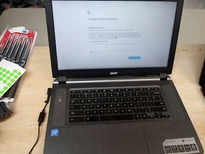 Acer Chromebook 15 CB3-532 N15Q9 2GB RAM (ML1041640)
