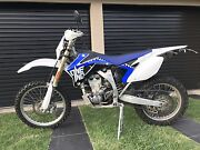 Yamaha WR450F Stanthorpe Southern Downs Preview