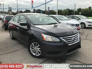 2015 Nissan Sentra 1.8 SV | CAM | HEATED SEATS