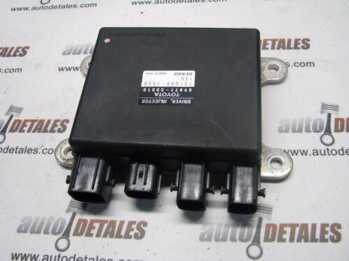 Lexus LS460 4.6  Driver injector control unit 89871-50010 used 2007