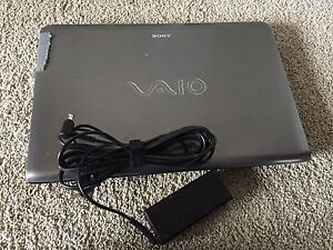 Broken Sony Vaio Laptop 15.6 inches
