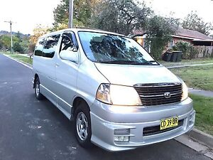 Toyota Hiace Granvia Diesel Turbo with RWC, One year Registration Chadstone Monash Area Preview