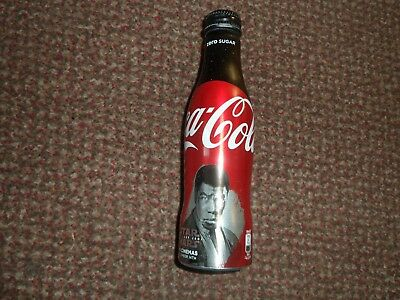 NEW COCA COLA aluminium bottle - starwars design