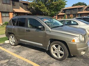 2007 Jeep Compass Limited Edition SUV, Crossover