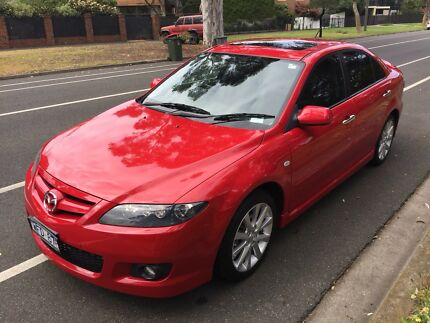 2008 Mazda 6 Luxury Sports GH Series