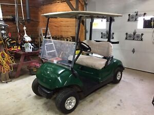2010 YAMAHA GOLF CART IN EX COND