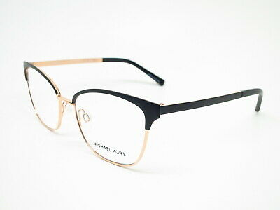 Michael Kors MK 3012 Adrianna IV 1113 Matte Black Eyeglasses 51mm (Michael Kors Rx Glasses)