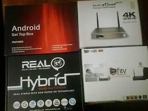 REAL TV HYBRID/ LIVE TV / MAXX TV / FITV / DHOOM TV / SHAVA TV ET Epping Whittlesea Area Preview