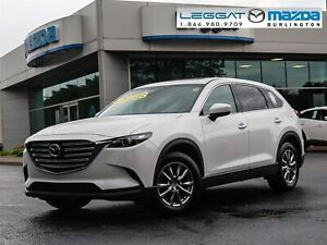 2018 Mazda CX-9 GS-L  LEATHER HEATED SEATS, MOONROOF, AWD, BL...