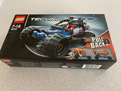 LEGO Technic Off-road Racer (42010) BRAND NEW pull Back