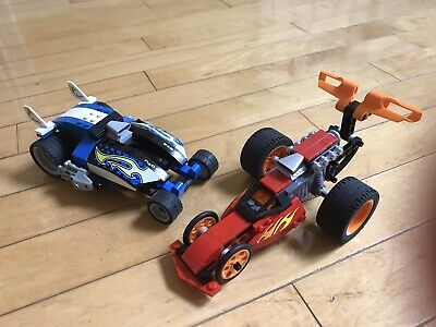 Lego Racers 8139 & 8667 With Pull Back Motors - Lot of 2