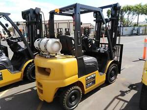 Nissan 2.5T LPG Refurbished And Ready To Go!!! Davenport Bunbury Area Preview
