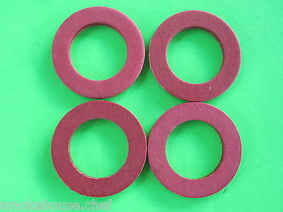 4 22 Fiber Fibre Washer For Hobart Meat Grinder 4822 4222 4422 8422 4622 Etc
