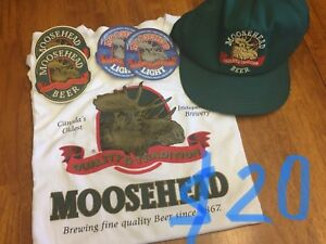 Moosehead collectable Set