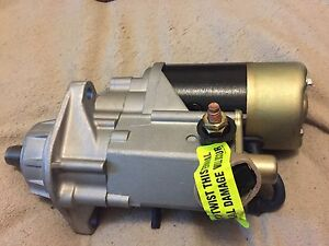 Reman starter for 06 dodge cummins