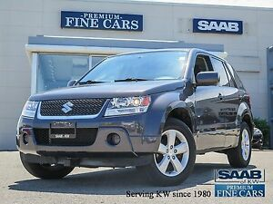 2012 Suzuki Grand Vitara ONE OWNER  4x4   Well undercoated !!