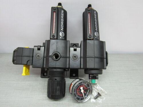 Norgren T73E-4AA-P1N Regulator Lubricator