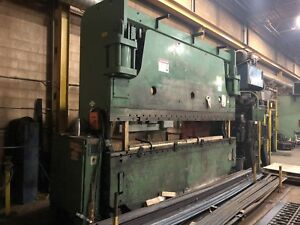 Large brake press Cincinnati