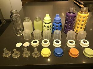 Life factory bottles + extras