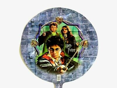HARRY POTTER  1-MULTI-COLOR  MYLAR BALLOON  18