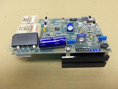 New Ransburg Gema 41019420 Abschalt-automatik Circuit Board Qgv 015 Fire Alarm
