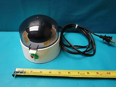 Used Clover Lab. Micro Centrifuge Model Sd110 6000 Rpm