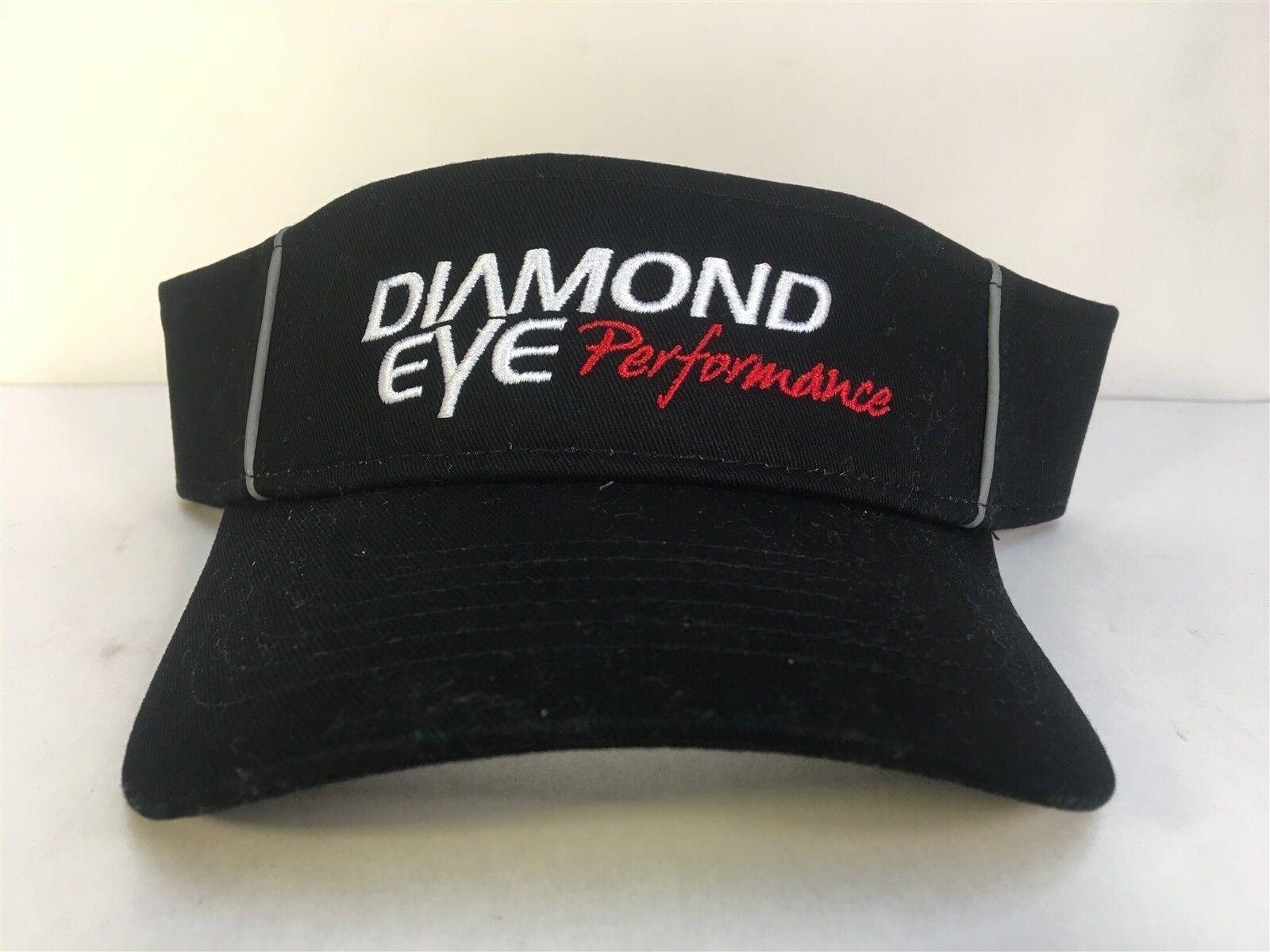 Diamond Eye Performance Black Sun Visor Diesel Truck Perform