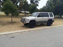 2000 Holden Jackaroo Wagon Karrinyup Stirling Area Preview