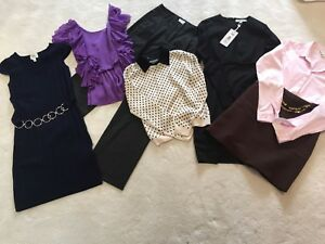 Designer Clothing Wardrobe Bundle 7 Pieces!!