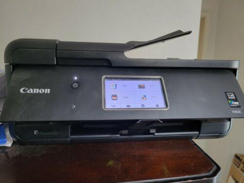 Canon Pixma TR8520 All-In-One Printer Injekt Printer - Black