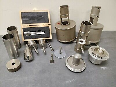 Haake Viscometer Assorted Parts