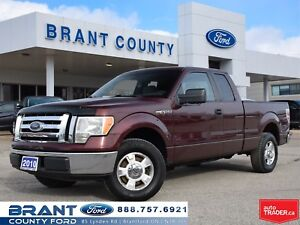 2010 Ford F-150 XLT - CLEAN CARPROOF!