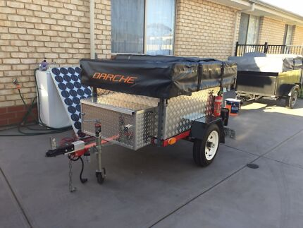 Motor cycle camper or small car camper Rosewater Port Adelaide Area Preview