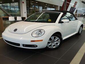 2010 Volkswagen New Beetle Comfortline Converti