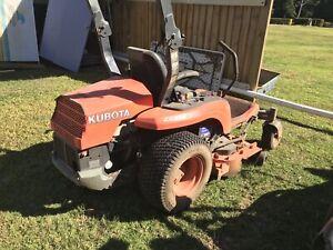 kubota ride on mowers | Lawn Mowers | Gumtree Australia Free