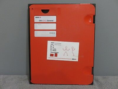 Agfa Cr Cassette Model Crmd4.0r Size 24 X 30 With Imaging Plate