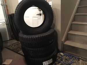 16 Inch Studable Winter Tires (New)