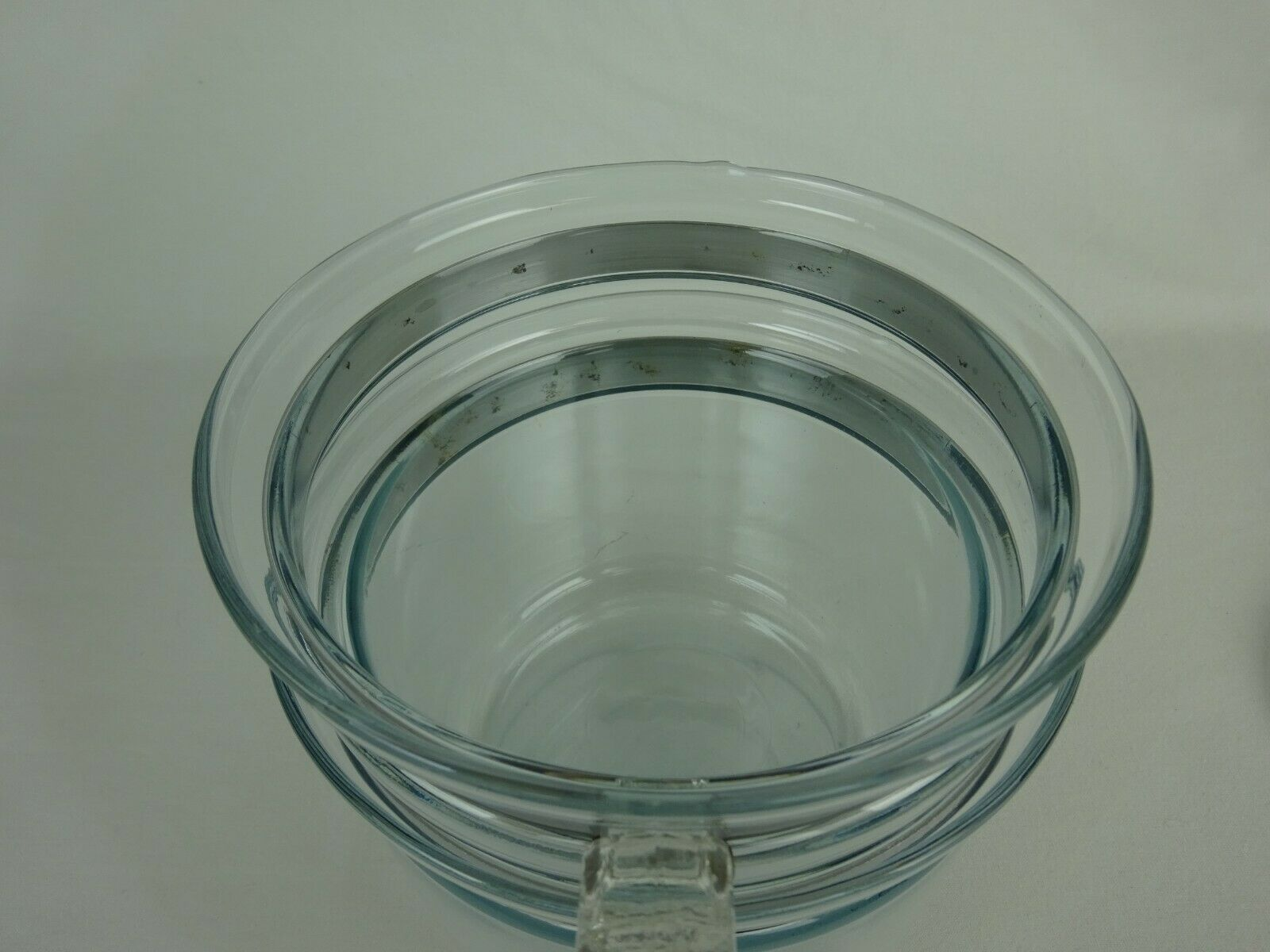 Pyrex Flameware Glass Double Boiler 1.5 Quart 6283  - $48.95
